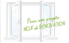 Menuiseries neuves et rénovation